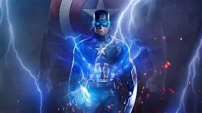 Captain America Wallpapers Thor 4k Hammer Worthy