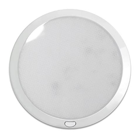 lighting 12 volt led opal panel ceiling dome