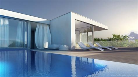modern home architecture wallpapers hd desktop background