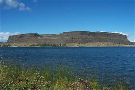 Steamboat Significance by Steamboat Rock Washington Places Of Geologic
