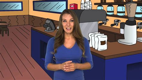 Pikbest have found 227 great coffee shop backgrounds images for personal and commercial use. Counter At A Coffee Shop Background Cartoon - YouTube