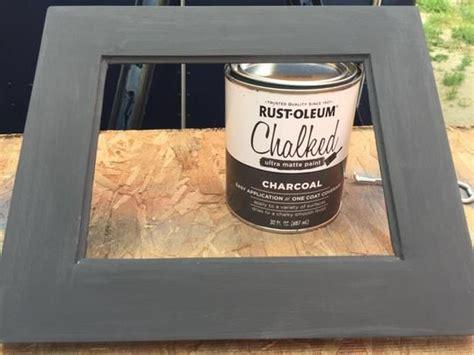 rust oleum  oz chalked charcoal ultra matte interior
