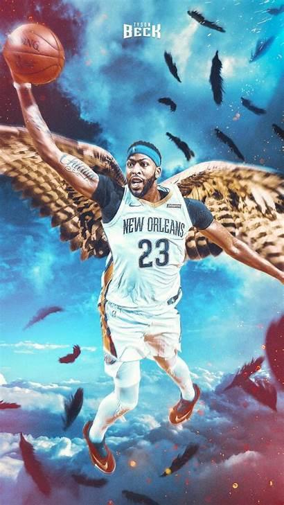 Davis Anthony Basketball Wallpapers Usa Team Nba