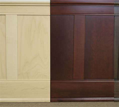 Ready Made Wainscoting Panels by Hardwood Wainscoting Kits Pre Cut And Ready To Stain I