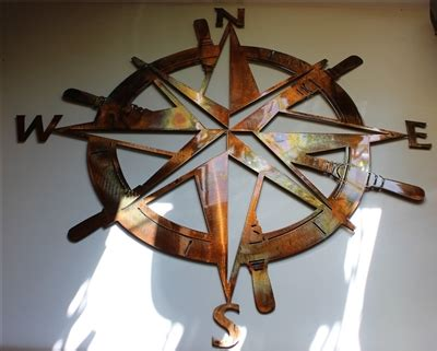 captains nautical compass rose