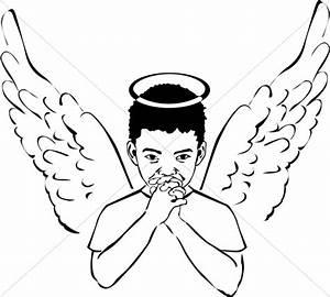 Boy Angel Clipart (51+)