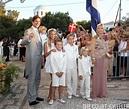 Royal Jewel Rewind: Nikolaos and Tatiana's Greek Wedding ...