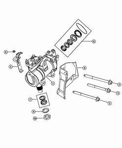2012 Dodge Ram 2500 Master Seal Kit  Steering Gear