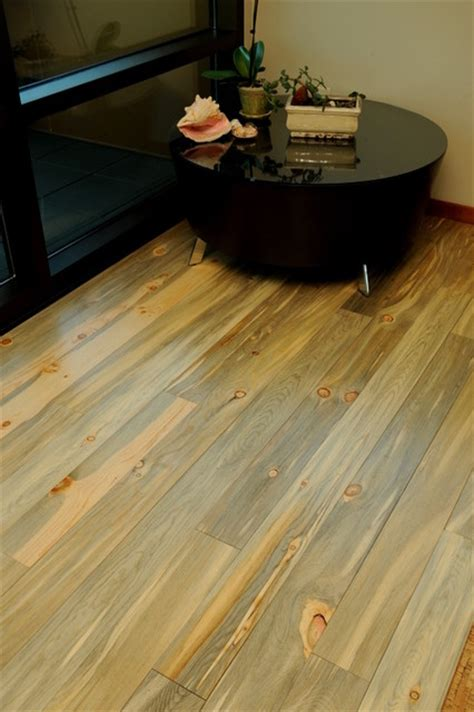 beetle kill blue stain pine flooring modern other