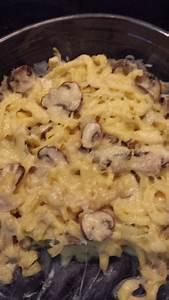 Pilz Rezepte Vegetarisch : sp tzle pilz auflauf rezept mit bild von ~ Lizthompson.info Haus und Dekorationen