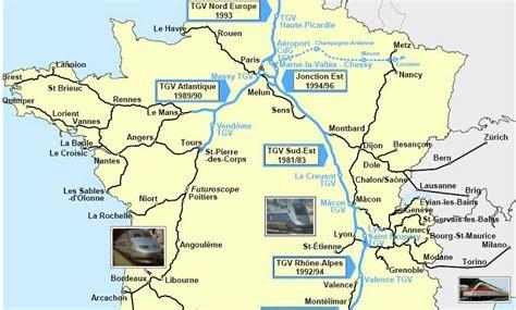 foto de Carte de France Train Vacances Arts Guides Voyages