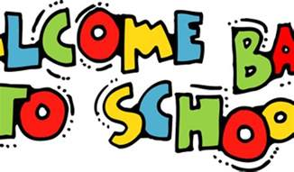 Free Welcome Back to School Clip Art