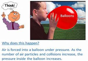 Year 9 science : Model answers to test & balloon