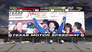 'Big Hoss TV' at Texas Motor Speedway set to become world ...