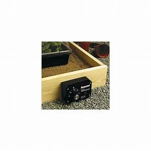 Cable Chauffant Pour Serre : thermostat pour c ble chauffant pour serre parasene ~ Premium-room.com Idées de Décoration