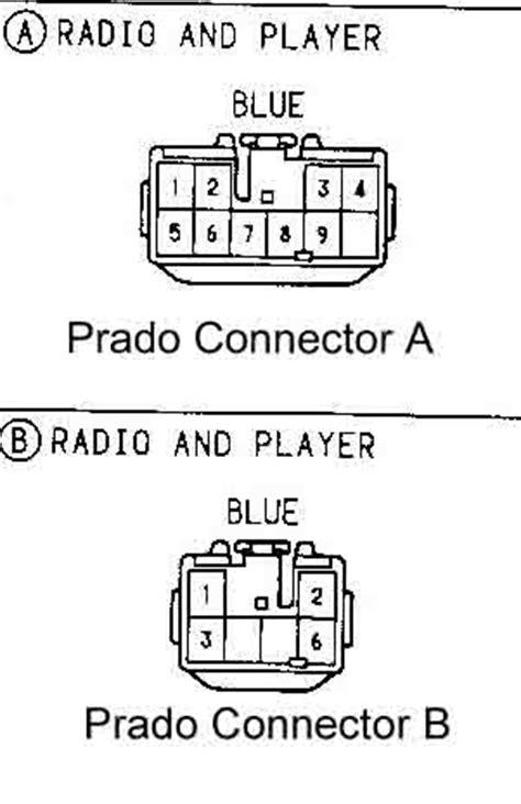 hilux radio wiring diagram exploroz forum
