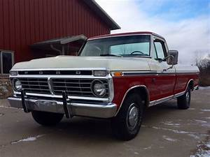 1973 Ford F100 4x4