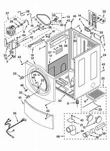 Whirlpool Parts  Whirlpool Cabrio Dryer Parts List