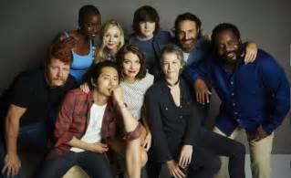 2015 Walking Dead Cast