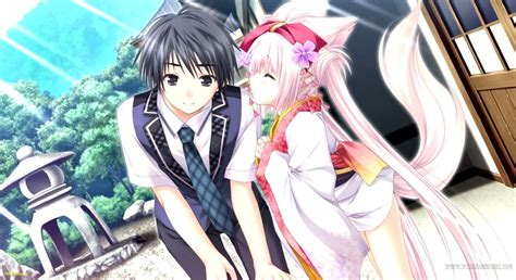 Cute Anime Couple Hd Wallpapers Wallpaper Cave