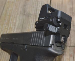 glock  review  viable hunting handgun gun digest