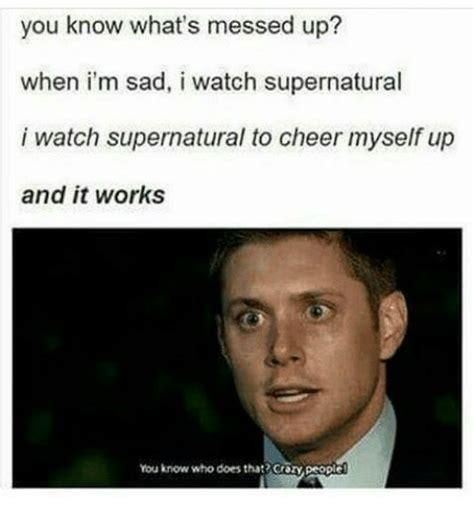 Supernatural Memes - 25 best memes about watch supernatural watch supernatural memes
