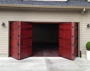 Schiebetür Für Garage : insulated non warping bi fold carriage doors solid wood stave lightweight strong for the home ~ Sanjose-hotels-ca.com Haus und Dekorationen