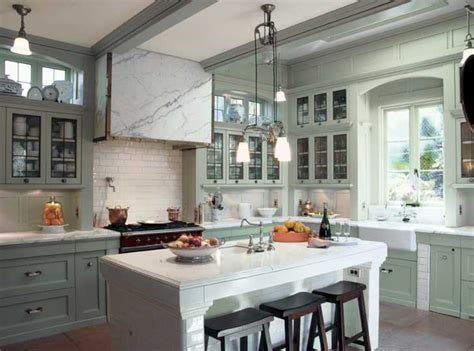 classic kitchen   edwardian renovation