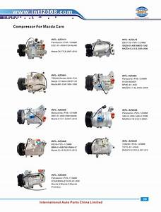 Mazda Ac Compressor Diagram  Mazda  Auto Parts Catalog And