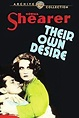 Their Own Desire (1929) - IMDb