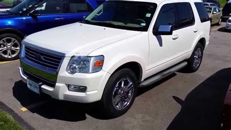 ford explorer limited   wheel drive youtube