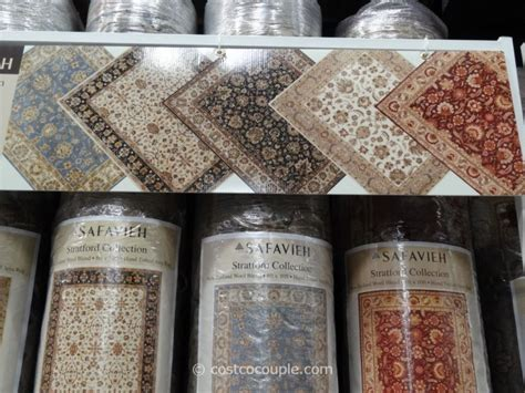 area rugs costco safavieh stratford collection wool area rug