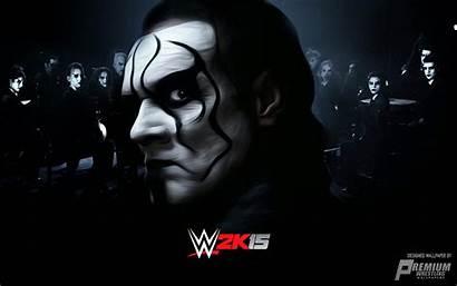 Sting Wwe Wallpapers Wrestling 2k15 Psp Wrestler