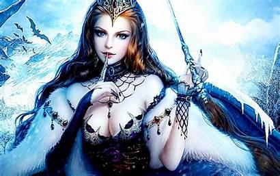 Queen Ice Winter Background Desktop Wallpapers13 Wallpapers