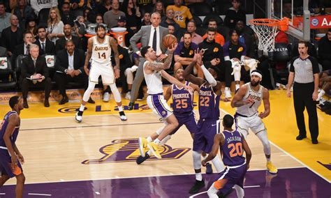 The clues he was going to los angeles. NBA Trade Rumors: Suns have not contacted Lakers about ...
