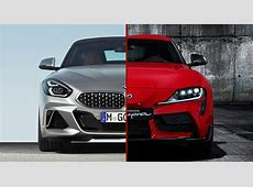 Toyota Supra vs BMW Z4 How Different Are They? Carscoza