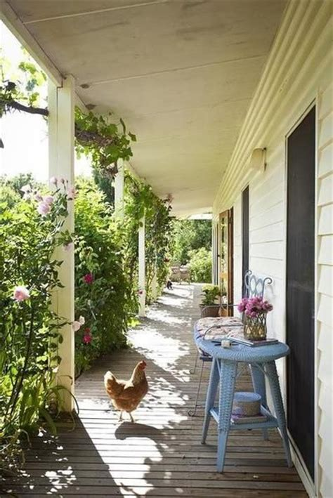 Best Images About Country Farmhouse Porches