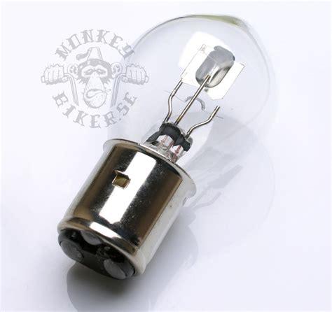 Light Bulb Art by Monkeybiker Sweden 12v Ba20d Bulb Headlight 25w 25w