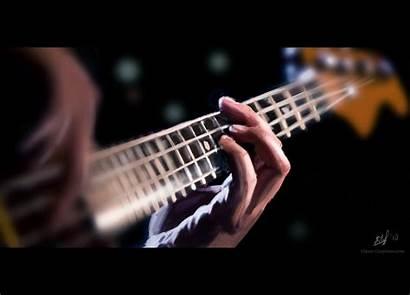 Bass Guitar Guitarist Guitars Desktop Wallpapers Glazyrin