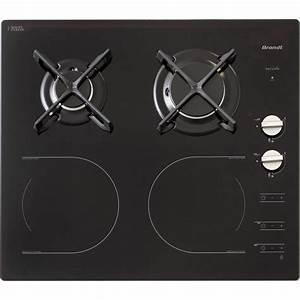 Plaque Gaz Et Induction : plaque cuisson mixte ~ Dailycaller-alerts.com Idées de Décoration