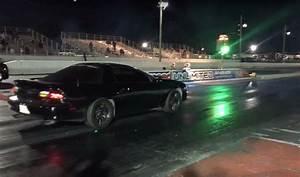 2002 Chevrolet Camaro Ss 1  4 Mile Drag Racing Timeslip