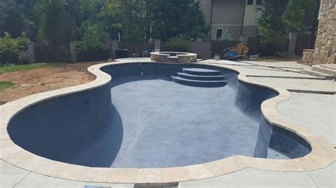 pool color choosing a water color for your pool ferrara buist