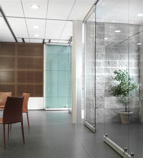 beautiful modern large bright living room stock photo