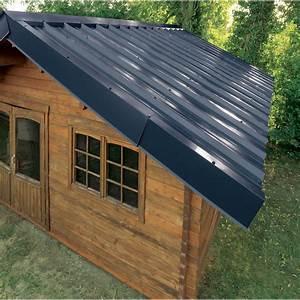 Faîtière De Toit : tole toiture abri jardin ~ Dode.kayakingforconservation.com Idées de Décoration