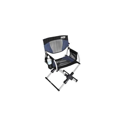 gci outdoor pico arm chair navy blue fitness sports