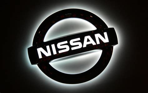 nissan logo redirecting