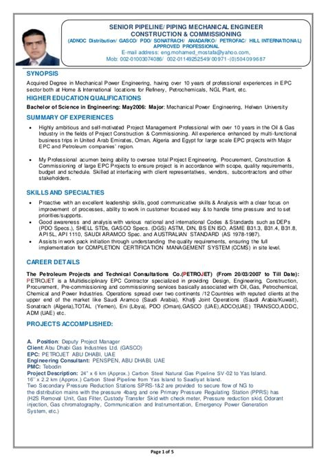 Senior Supplier Quality Engineer Resume by Professional Profile In Resume Mac Resume Template 44 Free Sles Exles Format Top 8
