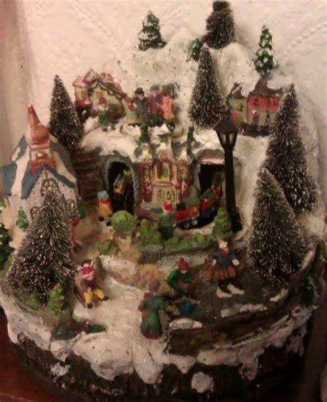 michaels model railways christmas decorations