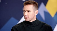 Armie Hammer Posts Video of Son and Toes, Internet Freaks Out