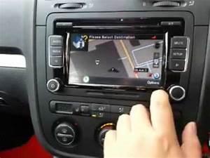 Autoradio Volkswagen Rcd 510 : vw rcd 510 upgrade gps function youtube ~ Kayakingforconservation.com Haus und Dekorationen
